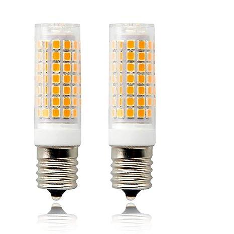 UNIQUEJASON - Bombillas LED para electrodomésticos, como ...