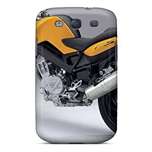 Lmk8125LfMo Snap On Cases Covers Skin For Galaxy S3(bmw F800s)