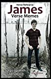 img - for Verse Rehearse James Verse Memes: Surge Up With God's Word book / textbook / text book