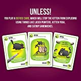 Exploding Kittens Card Game - Party Pack for Up to