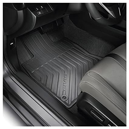 anti custom mat product black honda floor carpets civic slip fits waterproof leather front all for scotabc pads mats rear weather from foot car