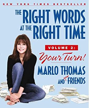 The Right Words at the Right Time Volume 2: Your Turn! 0743497449 Book Cover