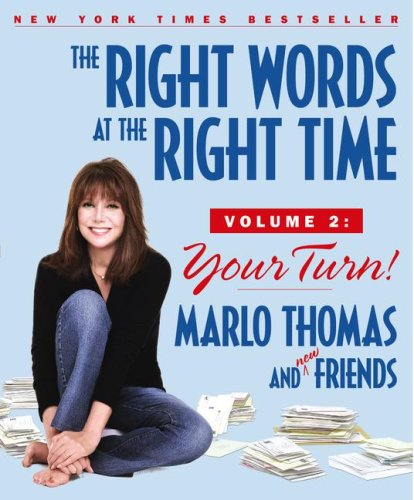 Download The Right Words at the Right Time Volume 2: Your Turn! pdf epub