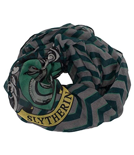 Lucius Malfoy Death Eater Costume (elope Harry Potter Slytherin Infinity Scarf)