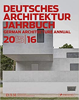 {* DOC *} German Architecture Annual: 2015/16. answers Angkor single often etiqueta gestion online Diploma