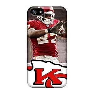 New Arrival Kansas City Chiefs DpB3772sojj Case Cover/ 5/5s Iphone Case