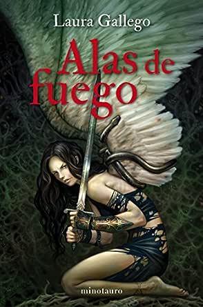 Alas de fuego eBook: Gallego, Laura: Amazon.es: Tienda Kindle