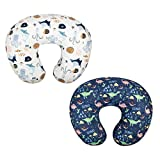 ALVABABY 2 Pack Pillow Cover Soft and Comfortable