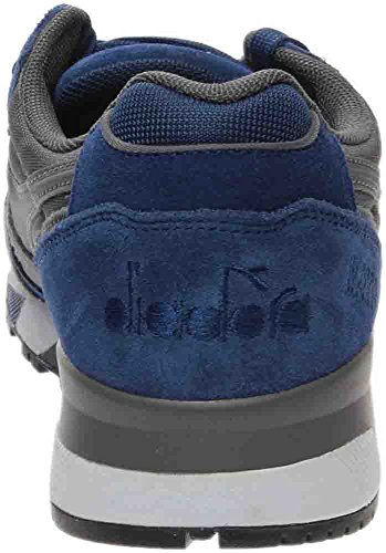 Unisex Blue Gray Diadora N9000 Steel II Estate NYL dXaa40rn