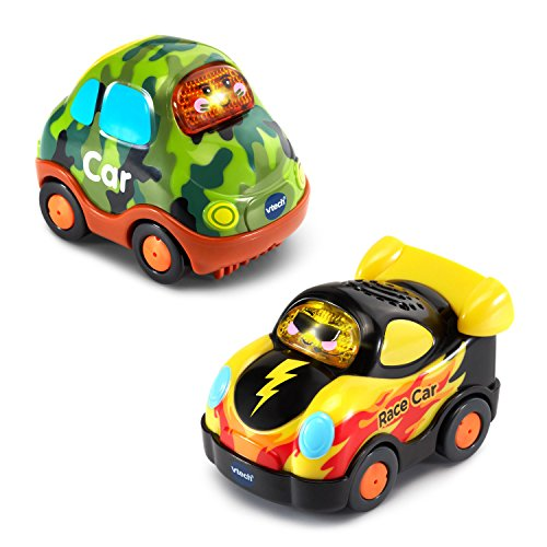 VTech Go! Go! Smart Wheels Cool Vehicles 2-Pack