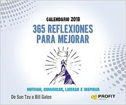 Calendario 365.Calendario 2018 365 Reflexiones Para Mejorar