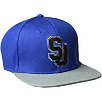 Sean John Men's Chenille Jersey Baseball Cap, Embroidered Logo