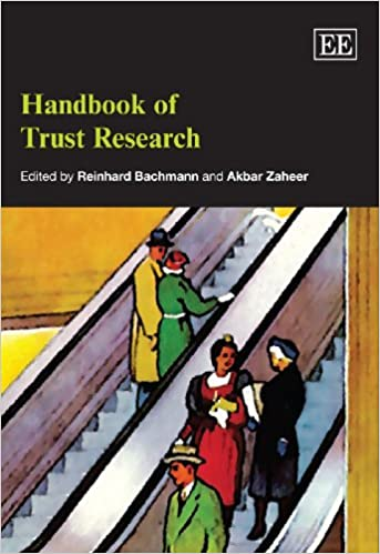 Book Handbook of Trust Research (Research Handbooks in Business and Management Series)
