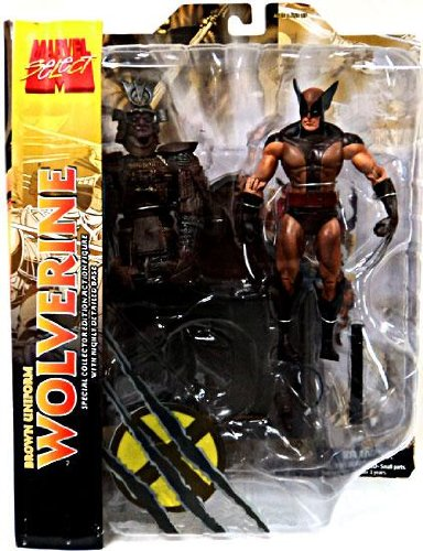 [Marvel Select: Wolverine Action Figure] (Colossus Marvel Heroes Costumes)