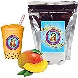 Mango Boba / Bubble Tea By Buddha Bubbles Boba 1 Pound (16 Ounces) | (453 Grams)