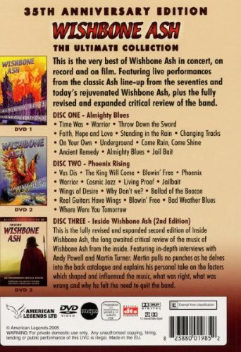 Wishbone Ash: The Ultimate Collection by Classic Rock Legends