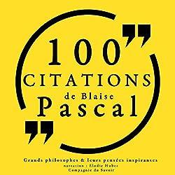 Philosophie pour tous : 100 citations de Blaise Pascal