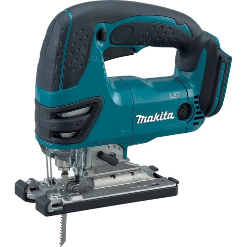 Bare Cordless Jigsaw (Makita XVJ03Z 18-Volt LXT Lithium-Ion Jig Saw (Tool Only, No Battery))