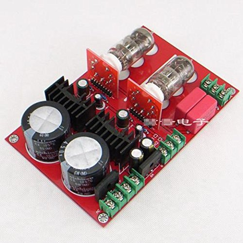 Galleon - 6N2 Tube Rectifier Circuit Preamplifier Pre-AMP Board SRPP