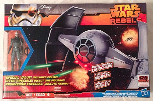 Star Wars Rebels Inquisitors Tie Advance - Tie Interceptor Vehicle Shopping Results