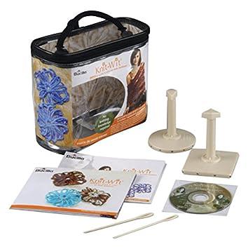 efco 1050901 Knit-Wit Set, Kunststoff, 16,5 x 8,5 x 15 cm ...