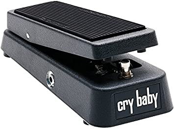 Jim Dunlop Cry Baby Wah-Wah - Pedal wah wah para Guitarra