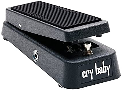 4efcebc24b2 Amazon.com  Dunlop GCB95 Cry Baby Wah Guitar Effects Pedal  Musical ...