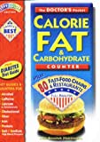 The Doctor's Pocket Calorie, Fat and Carbohydrate Counter 1999, Allan Borushek, 0958799199
