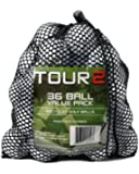 Callaway HX Tour Recycled C Golf Balls in Mesh Bag (Pack of 36)