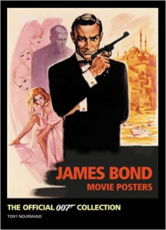 Book James Bond Movie Posters: The Official Collection