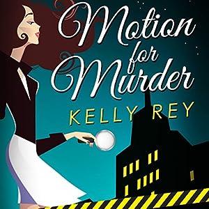 Motion for Murder Audiobook