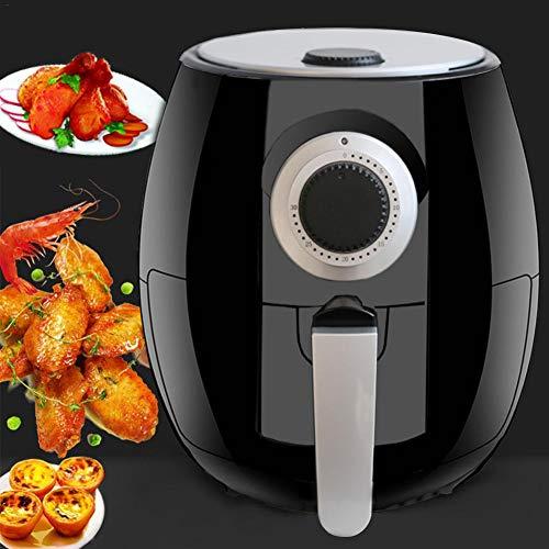 KiGoing Freidora eléctrica sin Aceite de Las sartenes de Las Papas Fritas 3L de la sartén de Aire 3L: Amazon.es