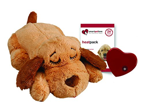 Smart Pet Love Snuggle Puppy Behavioral Aid Toy, Biscuit