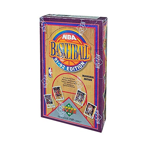 (1991-92 Upper Deck Basketball Low Series Hobby)