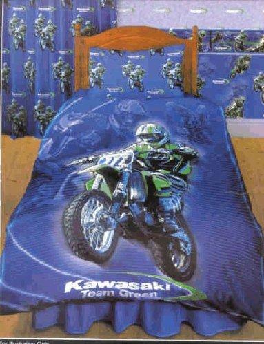 Kawasaki Duvet Cover Set Amazoncouk Kitchen Home