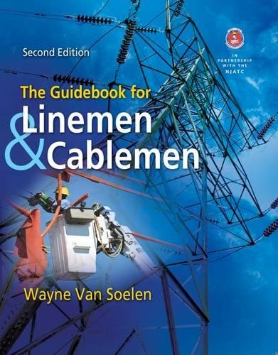 Guidebook For Lineman+Cableman