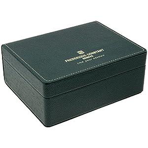 Frederique Constant Slimline Gold FC235M4S5GRYOR - Reloj de Pulsera para Hombre, 2 Correas adicionales 4