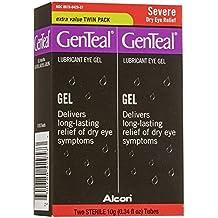 GenTeal Gel Severe Twin Pack - 20 g - 2