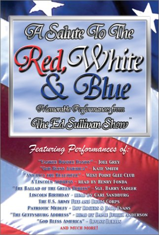 Ed Sullivan - Tribute to the Red White & Blue (Wholesale General Merchandise)