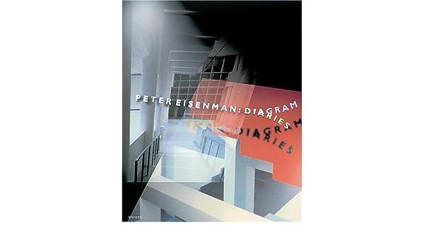 Diagram Diaries Universe Architecture Amazon Peter Eisenman