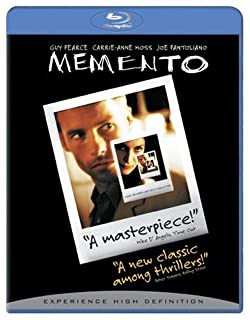 NEW Memento - Memento (Blu-ray) (B000FJGWBM) | Amazon price tracker / tracking, Amazon price history charts, Amazon price watches, Amazon price drop alerts
