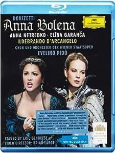 Donizetti: Anna Bolena [Blu-ray]