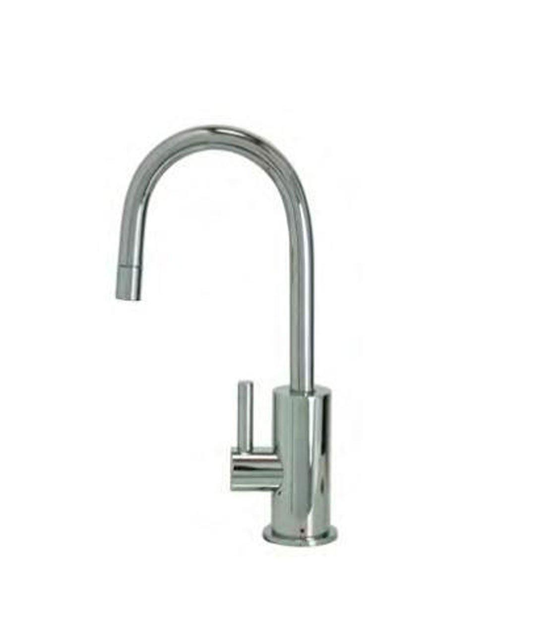 Mountain Plumbing MT1840-NL/CPB Little Gourmet Hot Water Dispenser, Polished Chrome by Mountain Plumbing