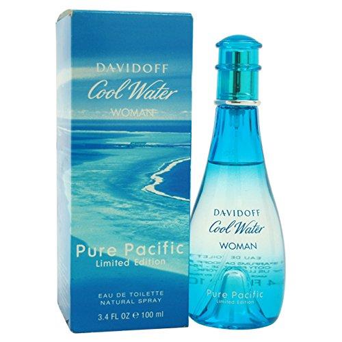 Zino Davidoff Cool Water Pure Pacific Eau De Toilette Spr...