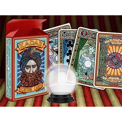 Magic Tao KADAR Playing Cards Designed by Christopher J Gould