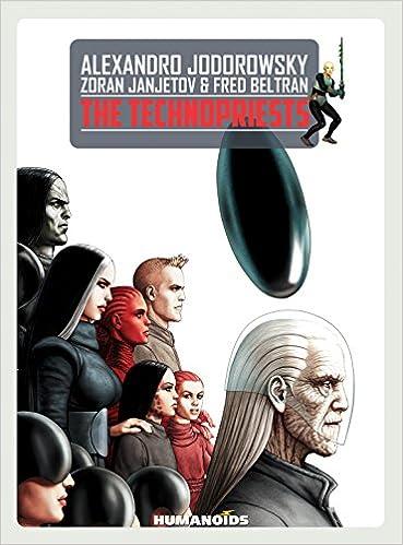 Book The Technopriests: Supreme Collection