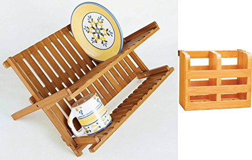 Lipper Folding Dishrack Flatware 2 Compartments product image