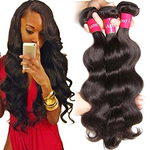 Sunber-Hair-Virgin-Brazilian-Body-Wave-3-Bundles-Long-Lasting-Brazilian-Hair-100-Human-Hair-Body-Wave-Natural-Black-Color-Mixed-Length
