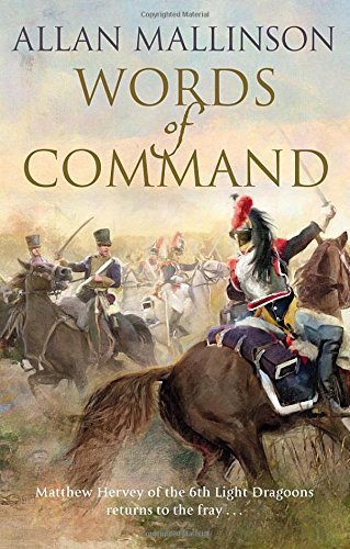 Words of Command (Matthew Hervey) by Mallinson, Allan (June 1, 2015) Hardcover