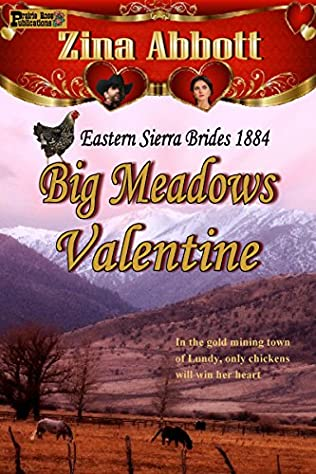 book cover of Big Meadows Valentine